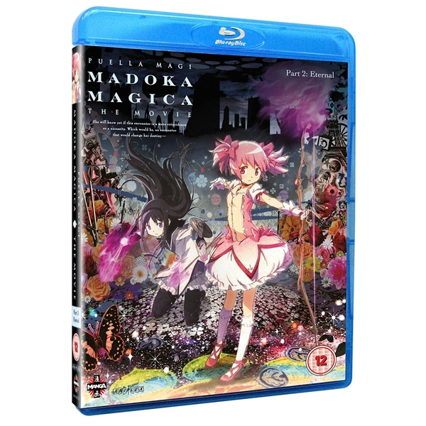 Puella Magi Madoka Magica The Movie: Part 2 - Eternal Blu-ray