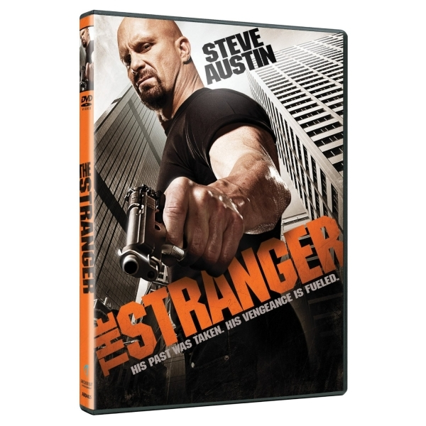 The Stranger 2010 DVD
