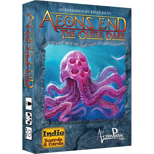 Aeon's End: The Outer Dark Board Game Expansion