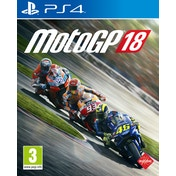 MotoGP 18 PS4 Game