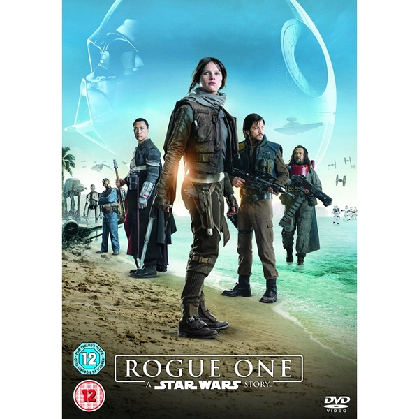 Rogue One: A Star Wars Story DVD