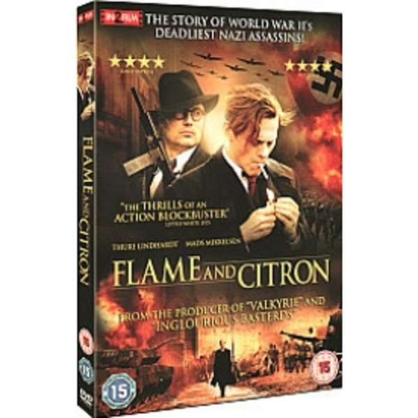 Flame & Citron DVD