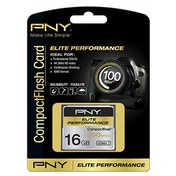 PNY 16GB Compact Flash Elite Performance