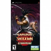 Samurai Shodown Anthology Game PSP