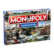 Ex-Display Taunton Monopoly Board Game Used - Like New
