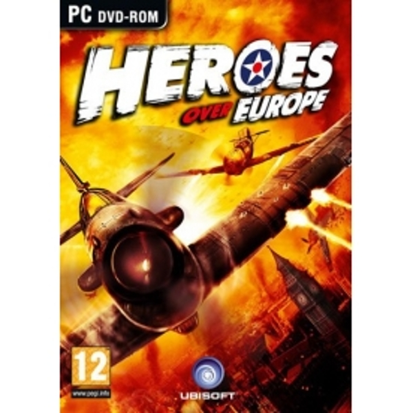 Heroes Over Europe Game PC