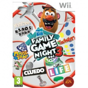 Hasbro Family Game Night 3 Game Wii