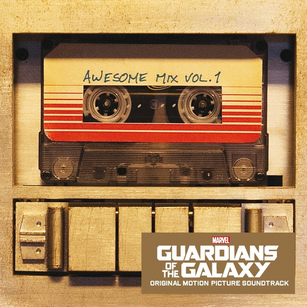 Guardians Of The Galaxy Awesome Mix Vol. 1 - Original Soundtrack Vinyl