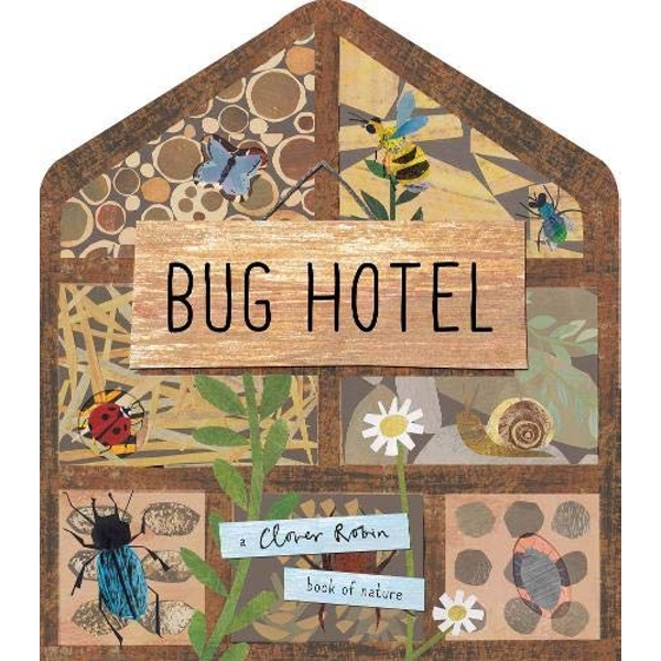 Bug Hotel  Novelty book 2018