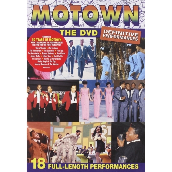 Motown Definitive Performances: The DVD