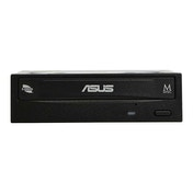 ASUS DRW-24D5MT Internal DVD Super Multi DL Black, Optical Disc Drive OEM
