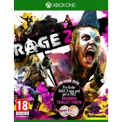 Rage 2 Xbox One Game (with Trolley Token and Bonus DLC)