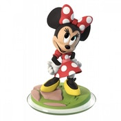 (Damaged Box) Disney Infinity 3.0 Minnie Mouse Character Figure Used - Like New