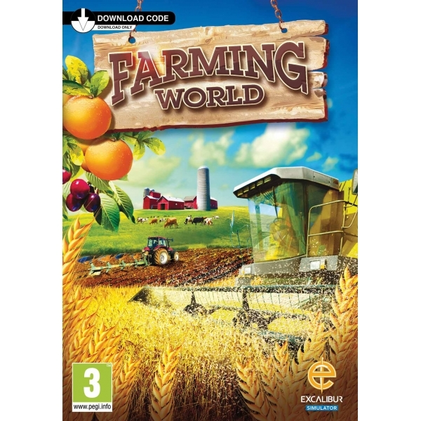 Farming World PC Game - Image 1