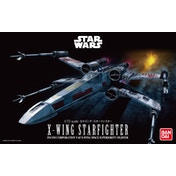 X-Wing Starfighter (Star Wars) 1:72 Bandai Revell Model Kit