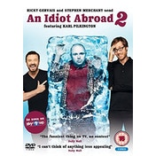 An Idiot Abroad Series 2 DVD