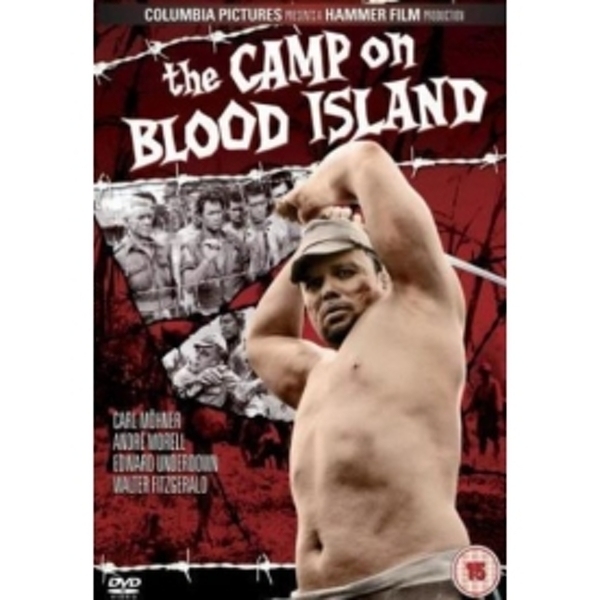 The Camp on Blood Island DVD