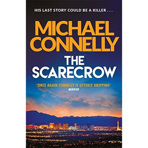 The Scarecrow by Michael Connelly (Paperback, 2015)
