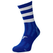 Precision Pro Hooped GAA Mid Socks Junior Royal/White - UK Size 3-6 - Image 2