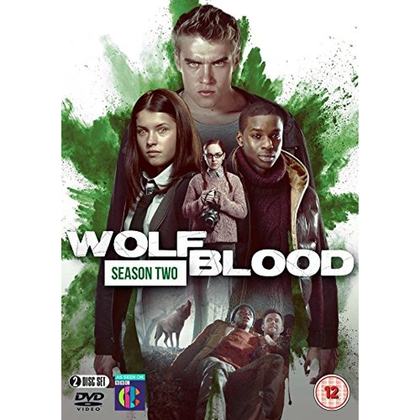 Wolfblood Series 2 DVD