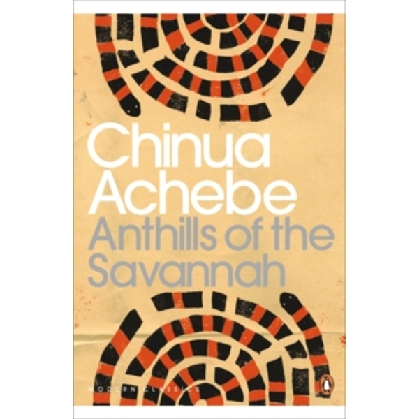 Anthills of the Savannah by Chinua Achebe (Paperback, 2001)