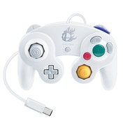 Nintendo GameCube Controller Super Smash Bros Edition White Wii U