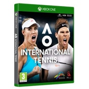 AO International Tennis Xbox One Game