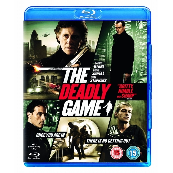 Deadly Game Blu-ray