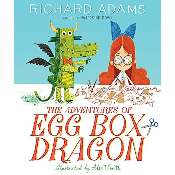 The Adventures of Egg Box Dragon   Paperback / softback 2018