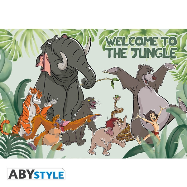 Disney - Jungle Book Maxi Poster