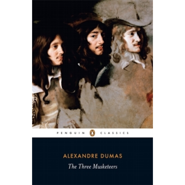 The Three Musketeers by Alexandre Dumas (Paperback, 2008)