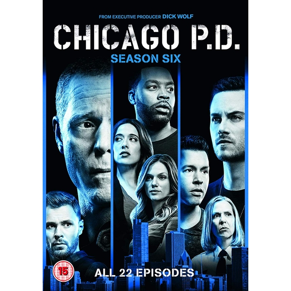 Chicago P.D. Season 6 DVD