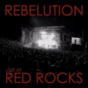 Rebelution - Live At Red Rocks Vinyl