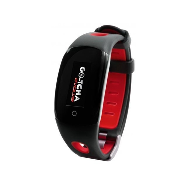 GO-TCHA Evolve Smartwatch for Pokemon Go Daredevil Red