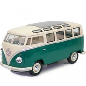 1:16 Scale Ready To Run 1962 VW Bus (Green)