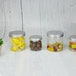 Set of 12 Plastic Containers | Pukkr - Image 2