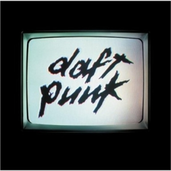 Daft Punk Human After All CD