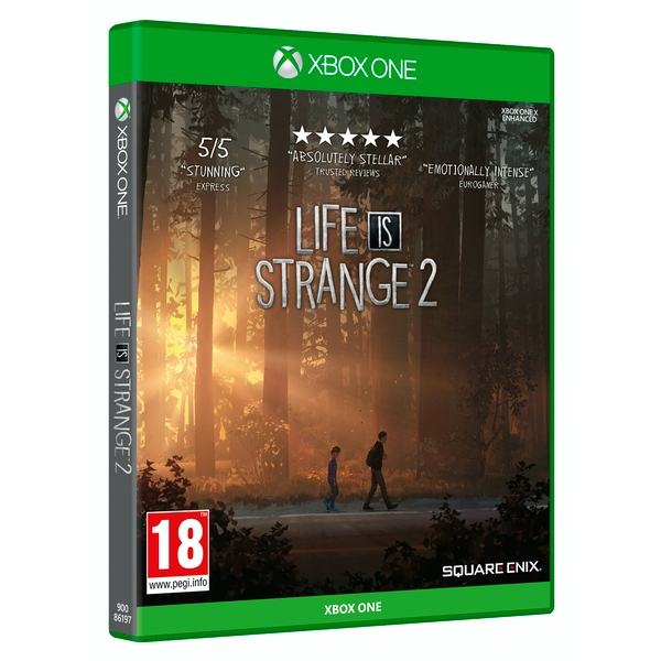 Life is Strange 2 Xbox One Game