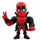 Deadpool Die Cast Figurine 4 Inch