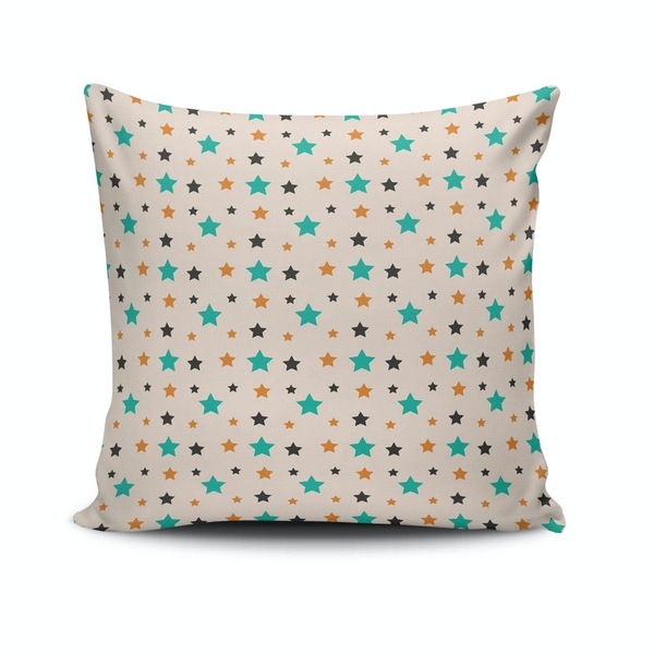 NKLF-186 Multicolor Cushion Cover