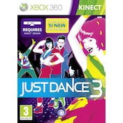Kinect Just Dance 3 Xbox 360 Game
