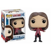 Scarlet Witch (Marvel Captain America Civil War) Funko Pop! Bobble-Head Vinyl Figure