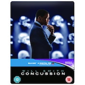 Concussion Steelbook Blu-ray