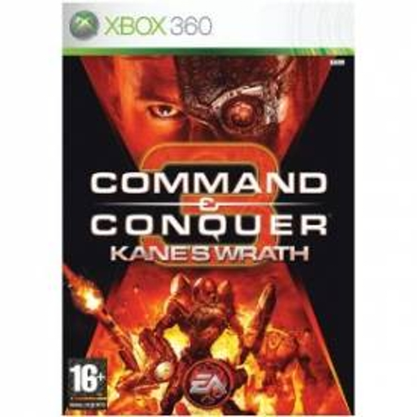 Command & Conquer 3 Kanes Wrath Expansion Pack Game Xbox 360