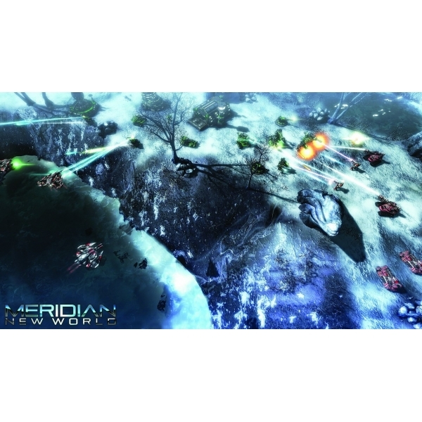 Meridian New World PC Game - Image 3