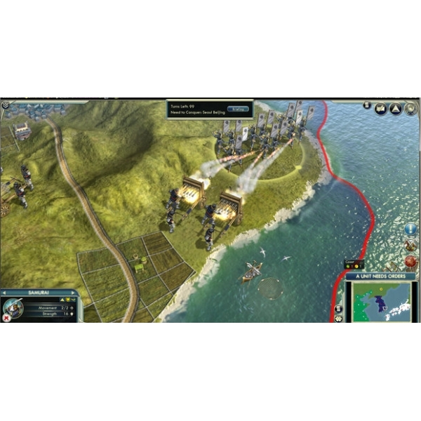 Sid Meier's Civilization V 5 Game Of The Year Edition (GOTY) PC (#) - Image 5