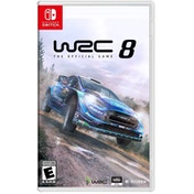 WRC 8 FIA World Rally Championship Nintendo Switch Game