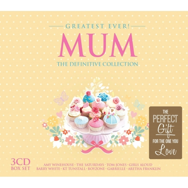 Various Artists - Greatest Ever Mum CD