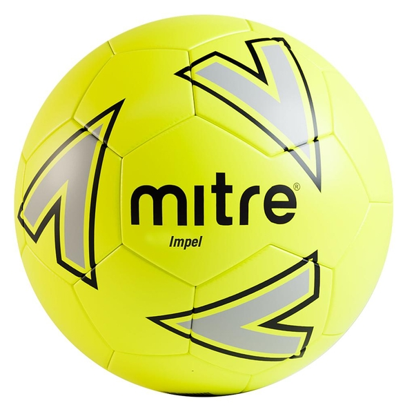 Mitre Impel Training Ball Yellow Size 3