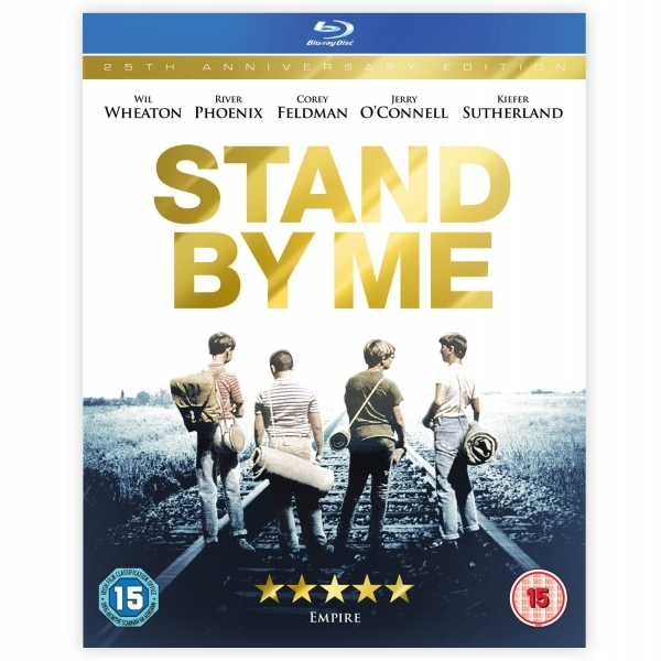 Stand By Me Blu-ray - Image 1